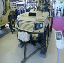 Supacat Light Reconnaissance Vehicle 400  LRV 400 Eurosatory 2016