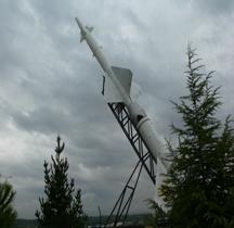 Missile Sol Air SALP R 422 Montélimar