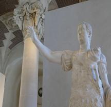 Statuaire 3 Empereurs 2 Titus Statue Louvre