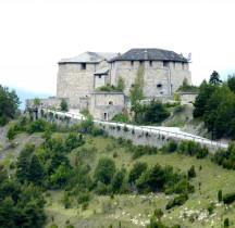 Savoie Aussois Fort Marie Christine