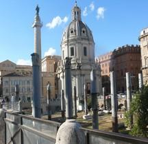 Rome Rione Campitelli Forums Impériaux 5 Forum Trajan Basilique Ulpia