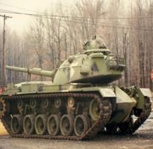 Char Moyen M 48 a5 Early Patton USA