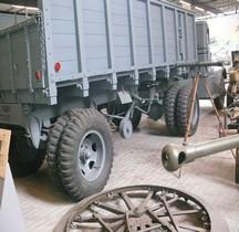 Semi Remorque Reliance 7 tons G 544-546 Overloon