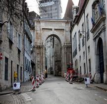 Doubs Besancon Porte Noire
