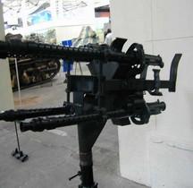 Maschinengewehr 34 Quadritube Saumur