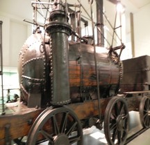 1814 Puffing Billy Locomotive Londres