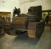 Whippet Medium Mark A Tank Bruxelles