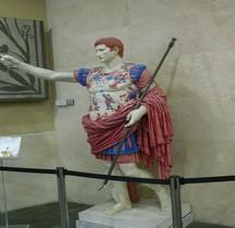 Statuaire Empereur Auguste Prima Porta Rome Replique SCV
