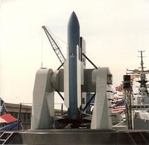Missile Mer Air RIM-24 Tartar