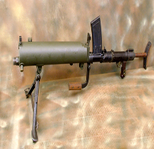 Mitrailleuse MG 15
