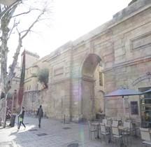Hérault Montpellier Enceinte Porte Université