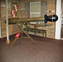 Missile Sol Sol .M 388  Davy  Crockett