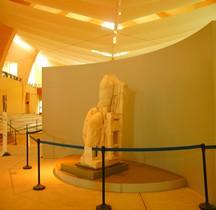 Nemi Ninfeo di Caligola Statue Nemi Museo delle Nave