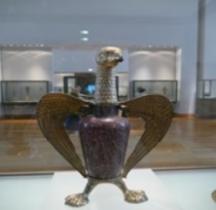 Bijoux Médiéval 1140 Aigle de Suger Paris Louvre