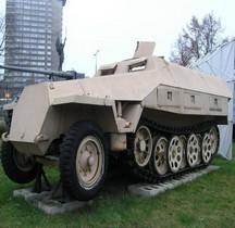 SdKfz 251-1 Ausf D Varsovie