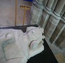 Seine St Denis St Denis Basilique 3.09.3 Charles Ie d'Anjou Gisant