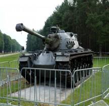 Char Moyen M 48 a2 C Patton Allemagne