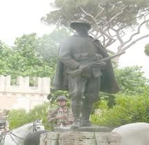1°GM 1918 Alpini Monument Villa Giulia Rome