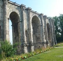 Marne Reims Porte de Mars Face Sud