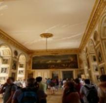 Yvelines Versailles Chateau Galerie des Batailles