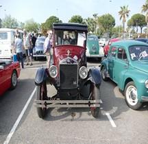 Ford Model T Tudor 1926 Palavas 2018