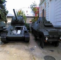 T 34/85 Squeleton Bucarest