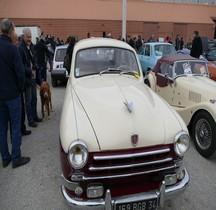 Renault Frégate 11 CV 1952 Nimes 2018