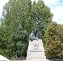 Bologna Parco Montagnola Monumento Ai Caduti XIII Agosto 1848