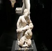 Statuaire Panthéon Pan Vs Satyre Pompéï Naples MAN Nimes 2019