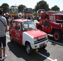 Renault 5 Pompiers Médecin Le Castelet 2018