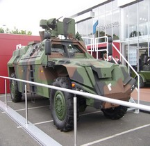 Geschütztes Fahrzeug System Rheinmatall GEFAS Eurosatory 2008