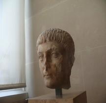 Statuaire 1 Empereurs 2. Drusus l'Ancien Paris