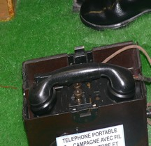 Feldfernsprecher 33 Mdle 1933 St Laurent