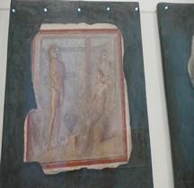 Rome Rione Monti Esquilin  Thermes de Titus Fresques Palazzo Altemps