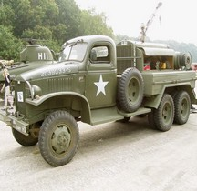 GMC CCKW 353.2 Air Compressor Truck Leroi  Cabine Tolée