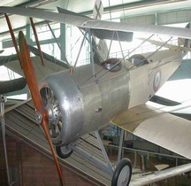 Sopwith 1½ Strutter le Bourget