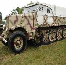 Sd.Kfz 9 Schwerer Zugkraftwagen 18 t