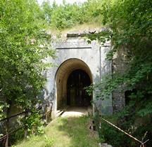 Meuse St Mihiel  Fort de Paroches Fort Colaud