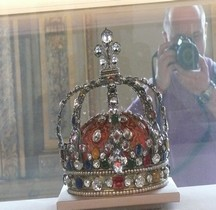 1722 Couronne Louis XV Louvre