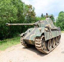 Panther Ausf G FG 1250 Nachtsichtgerät Wehrtechnische Dienststelle Treves