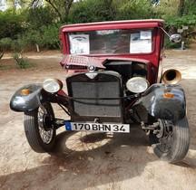 BMW 3-15 1931 Pézénas  2018
