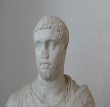 Statuaire 6 Empereurs 2 Geta Rome Palazzo Massimo