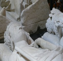 Seine St Denis St Denis Basilique 3.10.1 Philippe III le Hardi Gisant