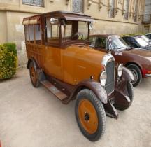 Citroën C4 Boulangère 1928-1932 Marsillargues 2019