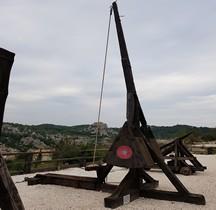 Militaria Poliorcétique Couillard Les Baux de Provence
