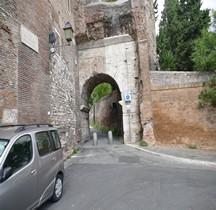 Rome Rione Celio Arc de Dolabella et Silanus