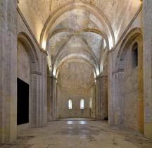 Bouches du Rhone Montmajour Abbaye  St Pierre Interieur