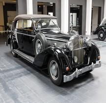 Maybach SW  42 1939 Pullman-Limousine Karosserie Spohn Neumarkt Baviere
