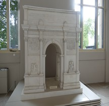 Paris Arc de triomphe de l'Etoile  Projet Nicolas Huyot