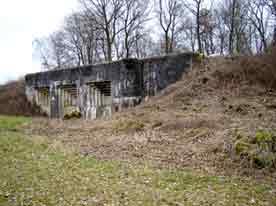 Fort Eben-Emael Casemates Maastrich 1 et 2